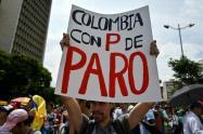 Gobierno colombiano se negó a visita de CIDH para acompañar las manifestaciones