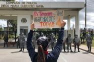 Con violencia sexual amedrantan a mujeres que marchan: Corporación Humanas