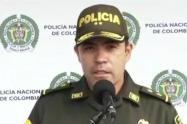 El general estaba al frente de la comandancia desde enero de este año.