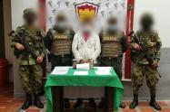 Esta acción fue realizada entre el Ejército y la Policía