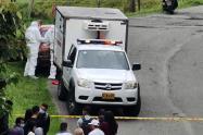 Esta es la novena muerte violenta que se reporta este año en esa zona rural del occidente de Medellín.