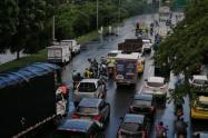 La Secretaría de Movilidad adelanta las investigaciones para establecer las causas que llevaron a este accidente de tránsito.