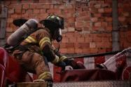 Un incendio en un apartamento en Itagüí, dejó una persona muerta
