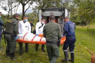 Hallaron cadáver de una mujer en el río Medellín
