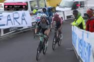 Egan Bernal vs Yates, Giro de Italia