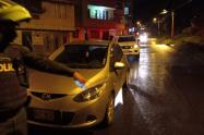 Asesinaron a conductor de vehículo y lesionan a dos mujeres en El Peñol, Antioquia