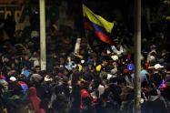 Paro nacional Colombia 15 de mayo / Manifestación en Los Héroes