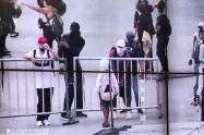 Denuncian que niño de 10 años habría llevado elementos incendiarios en marchas en Medellín