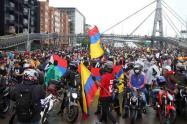 Abren desacato contra el Gobierno por fallo de la Corte que ordenó proteger la protesta social