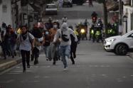 Joven habría muerto por proyectil del Esmad en disturbios en Popayán