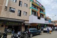 Asesinaron a un hombre en hotel del centro de Medellín