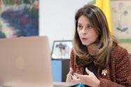 La Canciller dice que sila CIDH quiere venir mañana a Colombia, no hay problema