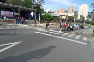 Referencia concentraciones en Medellín.