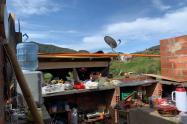 Referencia afectaciones por las lluvias en Gómez Plata, Antioquia.