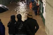Inundaciones en Rionegro, Antioquia.