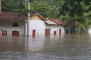 Referencia inundaciones en Antioquia.