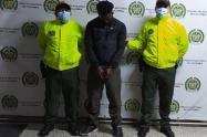 """Envían a prisión a """"Boquerrollo"""", por el asesinato de un soldado y su amiga en Manrique"""