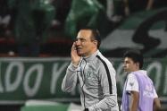 Alejandro Restrepo, técnico de Atlético Nacional
