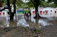 Cuatro municipios reportan emergencias por las lluvias en Antioquia
