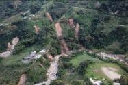En este municipio del nordeste fue declarada la calamidad pública.