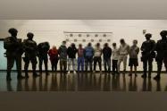 """Banda criminal de """"Belencito"""" tenía """"vacunados"""" a los conductores de buses de la comuna 13 de Medellín"""