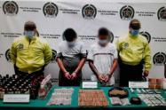 Se les cayó el negocito, pretendían vender licor adulterado en Medellín