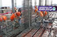 ¡Alerta! Oferta de trabajo en asesoría en venta de materiales de construcción