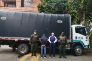 Dos personas fueron capturadas en este operativo, informaron las autoridades.