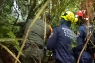 Encuentran sin vida a hombre que desapareció en Envigado, Antioquia