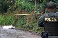 Asesinan a dos adultos mayores en Medellín, una de las víctimas murió a machetazos