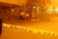 Una noche de copas terminó en un homicidio en el centro de Medellín