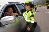 Los seis ejes viales del departamento están habilitados, informaron las autoridades.