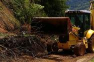 Referencia emergencias por las lluvias en Antioquia.