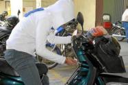 Hurto de motos en Medellín incrementó en un 15%