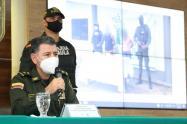 Las autoridades anunciaron la captura de los presuntos responsables del secuestro y asesinato de un comerciante.