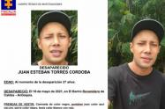 Juan Esteban Torres Córdoba.
