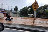 Inundaciones en Medellín.