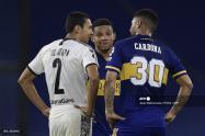 Edwin Cardona y Frank Fabra