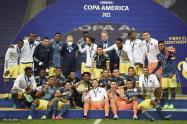 Selección Colombia, Copa América