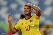 Edwin Cardona, jugador de Colombia