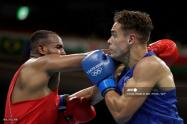 Youness Baalla, boxeador