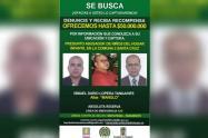 """Con allanamientos en varios puntos, la policía de Medellín busca a """"Manolo"""""""