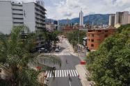 Esta vía resultó afectada por la temporada invernal, que generó una creciente que tuvo la quebrada Santa Elena