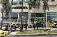 Denuncian hurto masivo en un edificio de El Poblado en Medellín