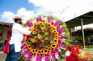 Mayores de 40 años sin vacunar no podrán ingresar a los eventos de la Feria de las Flores