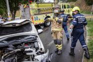 En más de 1.000 casos resultaron personas lesionadas