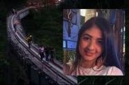 Empresa de Bungee Jumping habló sobre la muerte de Yecenia en Amagá, Antioquia