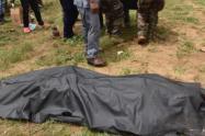 La víctima fue asesinada de varios disparos, informaron las autoridades.