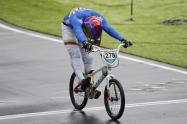 Carlos Ramírez, bicicrosista colombiano en los Juegos Olímpicos