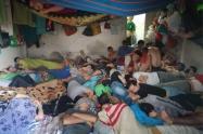Según el más reciente reporte de la Policía del Valle de Aburrá, el hacinamiento en las estaciones alcanzó 252%.